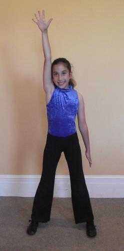 Junior and Intermediate 1 Jazz Uniform