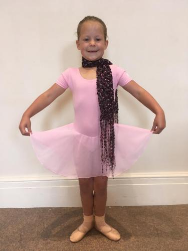 Primary Ballet Uniform